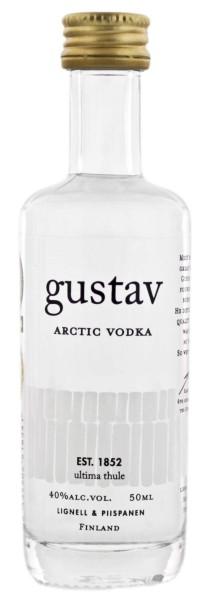 Gustav Arctic Vodka Mini 0,05L 40%