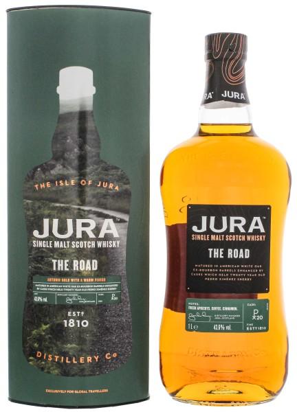 Isle of Jura The Road Single Malt Whisky 1,0L 43,6%