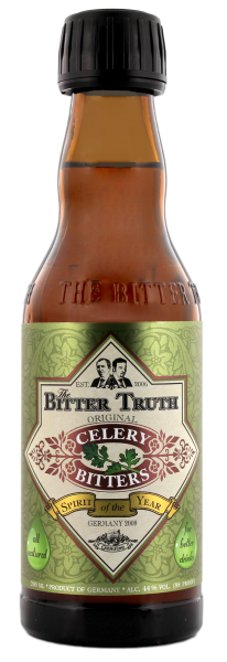 The Bitter Truth Celery Bitters, 0,2 L, 44%