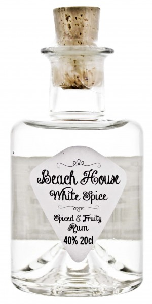 Beach House White Spiced 0,2L 40%