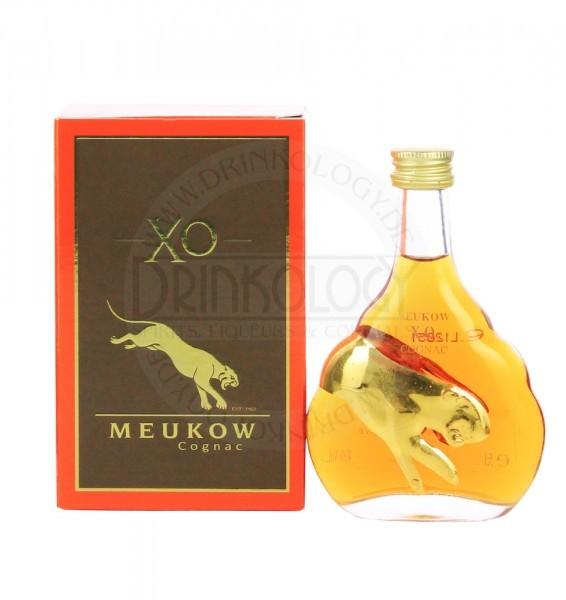 Meukow Cognac XO Miniature