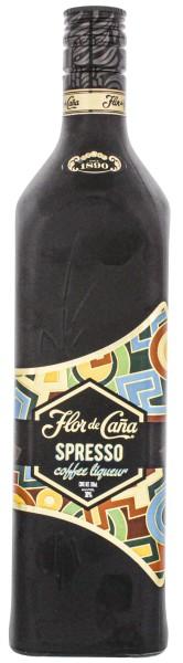 Flor de Cana Spresso Coffee Liqueur 0,7L 30%