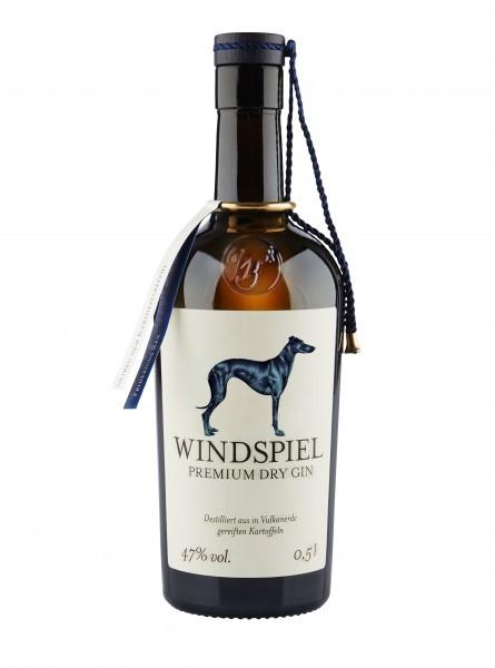 Windspiel Premium Dry Gin 0,5L 47%