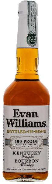 Evan Williams Bottled in Bond Bourbon 0,7L 50%
