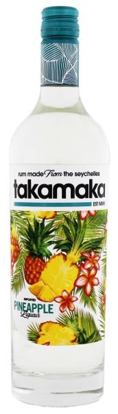 Takamaka Pineapple Liqueur 0,7L 25%