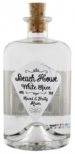 Beach House White Spiced 0,7L 40%