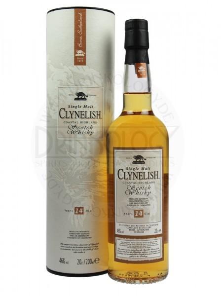 Clynelish Single Malt Whisky 14 Years Old