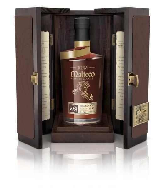 Malteco Rum Seleccion 1981 0,7L 40%