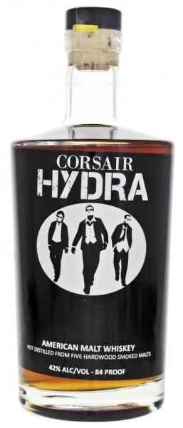 Corsair Hydra American Malt Whiskey 0,7L 42%