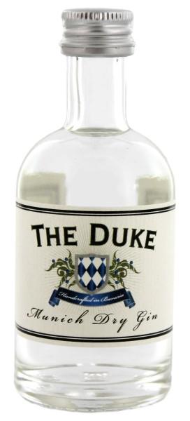 The Duke Munich Dry Gin Miniatur, 0,05 L 45%