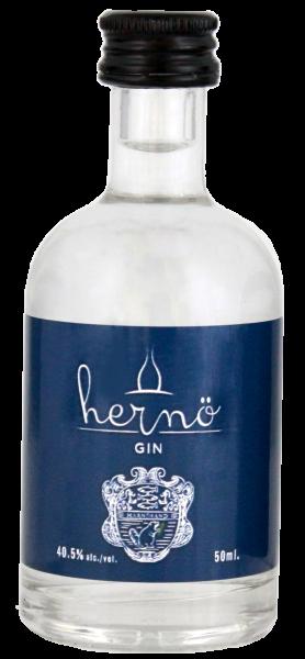 Hernö Gin Miniatur (Bio) 0,05L 40,5%