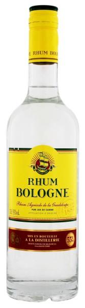 Bologne Rhum Blanc 0,7L, 55%