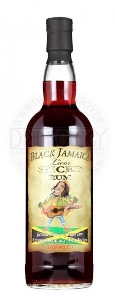 Black Jamaica Spiced Liqueur 0,7L 35%