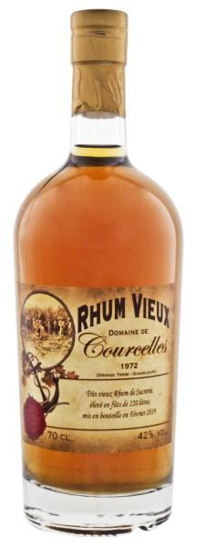 Courcelles Rhum Vieux Vintage 1972 0,7L 42%