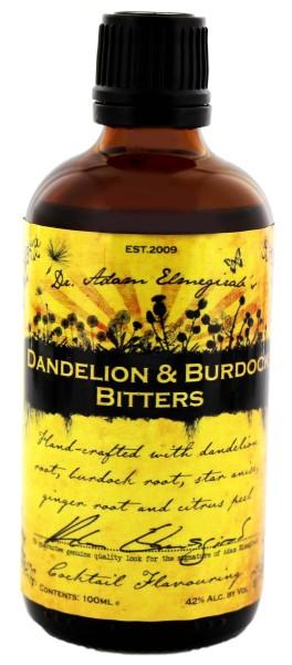 Adam Elmegirab's Dandelion & Burdock Bitters 0,1L 42%