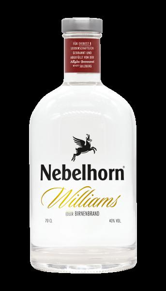 Nebelhorn Williams Edler Birnenbrand 0,7L 40%
