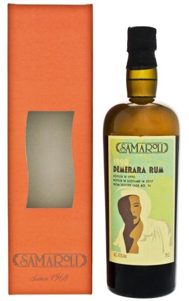 Samaroli Demerara Rum 1990-2017 0,7L 45%