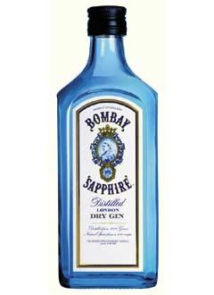 Bombay Sapphire London Dry Gin, 1 L, 40%
