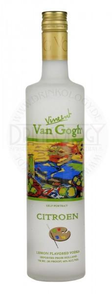Van Gogh Vodka Citroen, 0,7 L, 40%