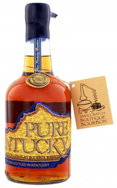 Pure Kentucky XO Bourbon Whiskey, 0,7 L, 53,5%
