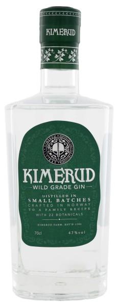 Kimerud Wild Grade Gin, 0,7L 47%