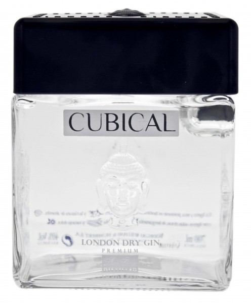 Cubical Premium London Dry Gin 0,7L 40%