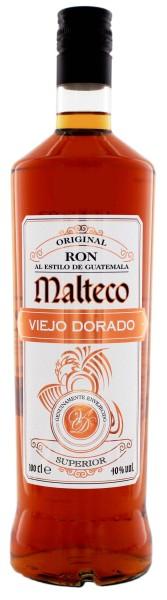 Malteco Rum Viejo Dorado 1,0L 40%